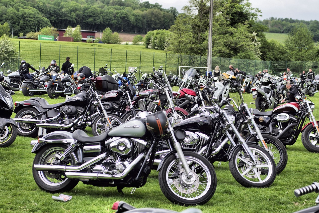 Normandy Rider's - 2016-10