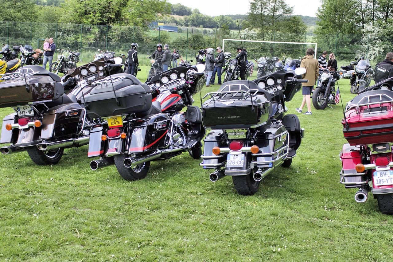 Normandy Rider's - 2016-50